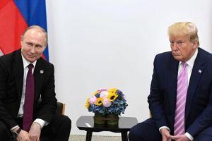 Điện Kremlin tiết lộ về cuộc gặp Trump - Putin
