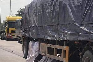 Người đàn ông chết thảm dưới bánh container ở Đồng Nai