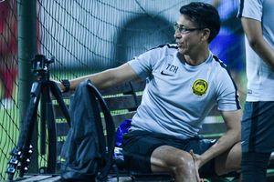 HLV Malaysia xem tuyển Việt Nam tập từ xa
