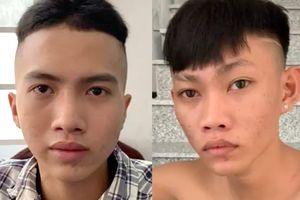 Cảnh sát truy bắt 2 thanh niên giật điện thoại ở TP.HCM