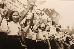 Hình ảnh hiếm về ngày Giải phóng Thủ đô năm 1954