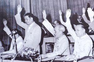 Địa giới hành chính Hà Nội thay đổi 4 lần sau giải phóng