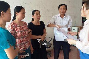 Vụ bất thường trong thuyên chuyển giáo viên ở Thanh Hóa: Thay đổi 24 quyết định
