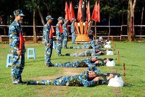 Cuộc sát hạch toàn diện về năng lực, trình độ huấn luyện điều lệnh
