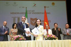 Tăng cường, mở rộng hợp tác giáo dục ĐH Việt Nam – Italia