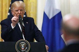Tổng thống Trump giận dữ với phóng viên và kỷ niệm 1 năm ngày nhà báo Khashoggi bị sát hại