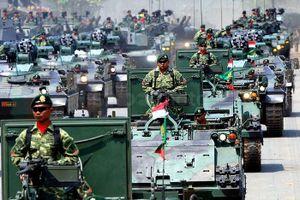 Indonesia: Tăng ngân sách quốc phòng nhưng không theo 'Lý thuyết Mandala'