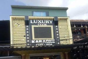 Quảng Nam: 34 đối tượng dương tính ma túy trong quán karaoke Luxury Club