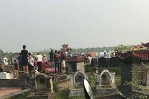 Người phụ nữ đã ly hôn nghi bị tình nhân sát hại, bỏ xác ngoài nghĩa trang