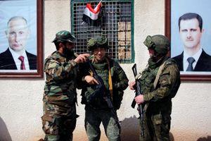 Nga tăng cường hiện diện, đề phòng Thổ Nhĩ Kỳ tấn công Syria