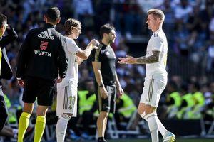 Real Madrid tổn thất lực lượng trước El Clasico