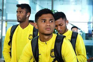 Đội tuyển Malaysia 'đổ bộ' Hà Nội, sẵn sàng đấu Việt Nam