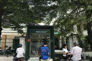 Bình Dương: Bắt kẻ cướp tiền của phụ nữ ngay tại trụ ATM