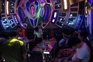 Liên tiếp phát hiện nhiều khách phê ma túy trong quán karaoke