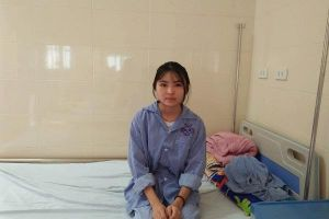 Đẫm nước mắt ngày nhận giấy báo Đại học, nữ sinh phát hiện mắc ung thư