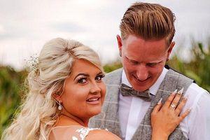 Thực hiện di nguyện của cha, cô dâu làm điều bất ngờ trong lễ cưới
