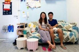 Những cặp vợ chồng không thể ở cùng nhau tại Hồng Kông