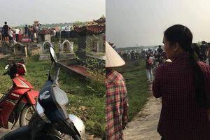 Bà mẹ 2 con bị người tình sát hại, bỏ xác ở nghĩa trang vì nghi 'bắt cá 2 tay'?