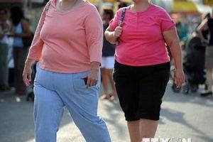 WHO cảnh báo nguy cơ béo phì gia tăng ở Tây Thái Bình Dương