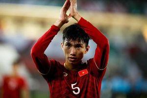 Văn Hậu 'lỡ hẹn' cùng đội tuyển Việt Nam