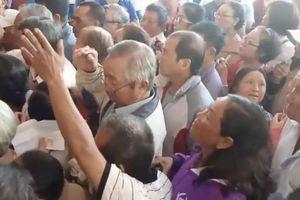 Bà Nguyễn Thị Quyết Tâm nói gì khi cử tri vẫn bức xúc vụ Thủ Thiêm?