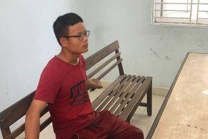 Cận mặt tên cướp đâm cụ bà tử vong và cô gái trọng thương sau khi mua dâm tại quán cắt tóc ở Đà Nẵng
