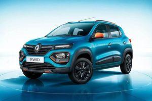 Renault Kwid mới - đối thủ Suzuki S-Presso