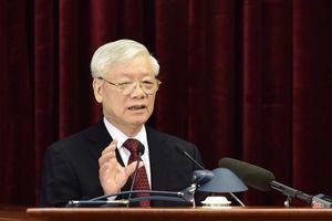 Tổng bí thư, Chủ tịch nước đề nghị Trung ương phân tích, dự báo tình hình Biển Đông