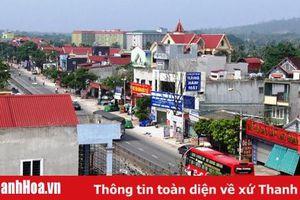 Huyện Tĩnh Gia được công nhận là đô thị loại IV