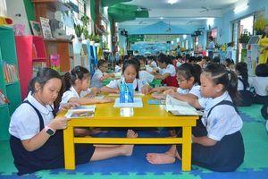 Trường TH Hạ Long khánh thành thư viện thân thiện