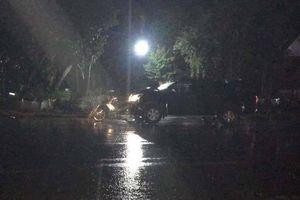 Xe bán tải tông hai thanh niên tử vong trên đường Hồ Chí Minh