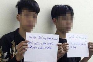 Ngăn chặn nhóm thiếu niên lên mạng hẹn đua xe Hải Phòng
