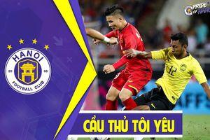 Quang Hải và màn trình diễn đẳng cấp ở ĐT Việt Nam trước ĐT Malaysia