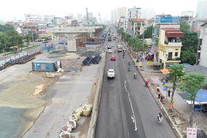 Cận cảnh con đường 3.100 tỷ sắp được thông xe ở Hà Nội