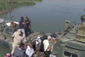 Đặc nhiệm Nga mở ngã tư mới ở Thung lũng Euphrates