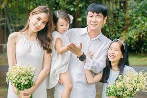 'Hậu' ly hôn, bằng chứng cho thấy Hồ Hoài Anh - Lưu Hương Giang tái hợp trong hạnh phúc