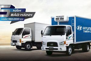 Hyundai mở rộng hệ thống đại lý, tăng bảo hành xe thương mại lên 5 năm