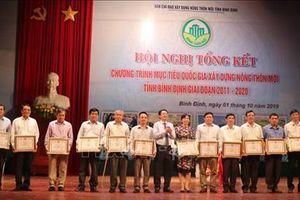 Bình Định: Huy động các nguồn lực xây dựng nông thôn mới