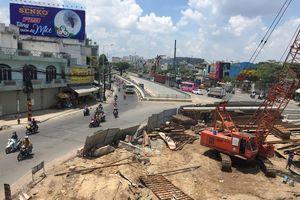 TP Hồ Chí Minh: Tái khởi động nhiều công trình hạ tầng
