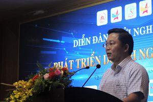 Quảng Nam: Diễn đàn khởi nghiệp 'Phát triển doanh nghiệp thời kỳ 4.0'