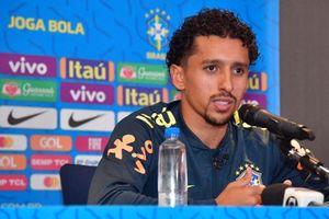 Marquinhos tiết lộ thế hệ tài năng mà kém may mắn của Brazil