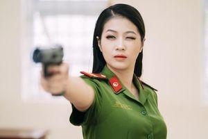 Nữ cảnh sát dân tộc Tày vừa giành giải cao cuộc thi nhan sắc