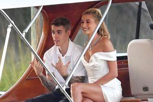 Toàn bộ màn ăn diện đắt đỏ của vợ chồng Justin Bieber trong đám cưới