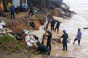 Các tỉnh phía bắc đề phòng ngập lụt, lũ quét, sạt lở đất