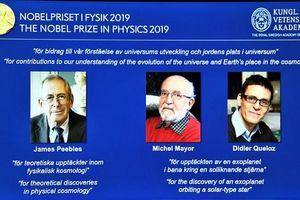 Đã tìm ra chủ nhân giải Nobel Vật lý 2019