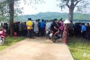 Nghệ An: Thông tin mới nhất vụ người đàn ông chết bất thường trên hồ Khe Đá