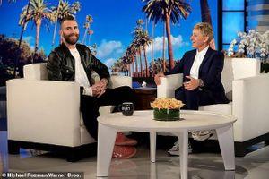 Adam Levine, ca sĩ chính Maroon 5 đau khổ vì con gái không thích nghe nhạc của cha