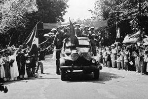 65 năm vẫn vẹn nguyên ký ức ngày Giải phóng Thủ đô
