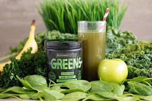 Những lý do nên ăn rau lá xanh