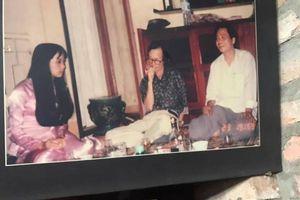 Gặp lại Nam Phương, nhớ thời cùng Trịnh Công Sơn chấm thi hoa hậu